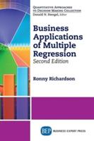 Business Applications of Multiple Regression, Second Edition (ISBN: 9781631570599)
