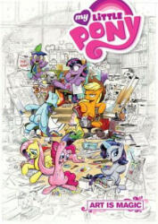 My Little Pony - Amy Mebberson (ISBN: 9781631404672)