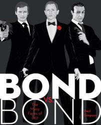 Bond vs. Bond - The Many Faces of 007 (ISBN: 9781631060007)