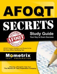 Afoqt Secrets Study Guide: Afoqt Test Review for the Air Force Officer Qualifying Test (ISBN: 9781630949952)
