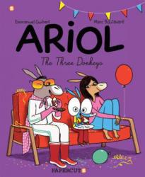 Ariol #8: The Three Donkeys (ISBN: 9781629914398)