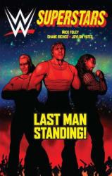 WWE Superstars 4 - Mick Foley, Alitha Martinez, Jolyon Yates (ISBN: 9781629911960)