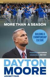 More Than a Season: Building a Championship Culture (ISBN: 9781629372679)