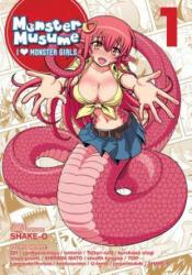 Monster Musume: I Heart Monster Girls Vol. 1 (ISBN: 9781626924017)