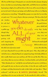 Novel Journal: Aesop's Fables (ISBN: 9781626865976)