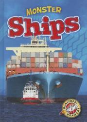 Monster Ships (ISBN: 9781626170544)