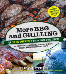 MORE BBQ & GRILLING FOR THE BIG GREEN EG (ISBN: 9781624142376)
