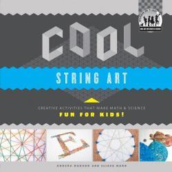 Cool String Art - Anders Hanson, Elissa Mann (ISBN: 9781617838248)