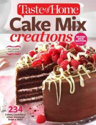 Cake Mix Creations (ISBN: 9781617652783)
