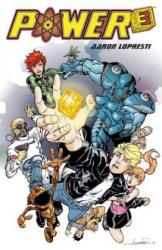 Power Cubed - Aaron Lopresti (ISBN: 9781616558765)