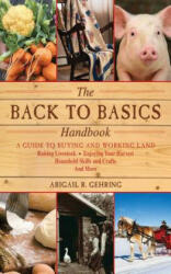 Back to Basics Handbook - Abigail R. Gehring (ISBN: 9781616082611)