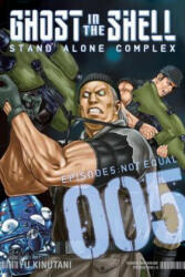 Ghost In The Shell: Stand Alone Complex 5 - Yu Kinutani (ISBN: 9781612625560)