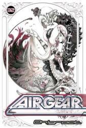 Air Gear 32 (ISBN: 9781612622477)
