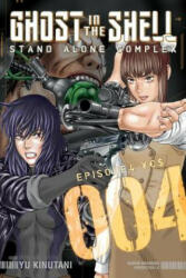 Ghost in the Shell (ISBN: 9781612620954)