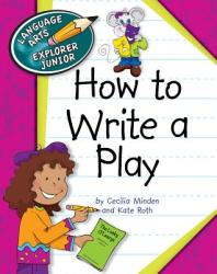 How to Write a Play (ISBN: 9781610806640)