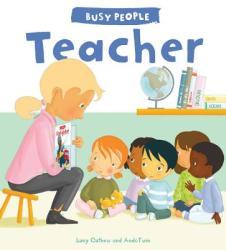 Busy People: Teacher (ISBN: 9781609928322)