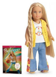 Julie 2014 Mini Doll - American Girl Editors (ISBN: 9781609585358)