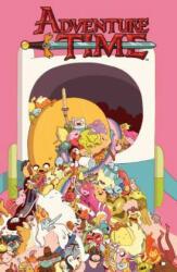 Adventure Time Vol. 6 (ISBN: 9781608864829)