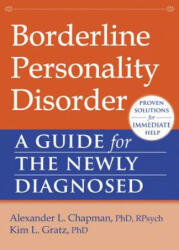 Borderline Personality Disorder (ISBN: 9781608827060)