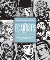 The Comics Journal Library, Volume 10: The EC Artists Part 2 - The EC Artists (ISBN: 9781606999455)