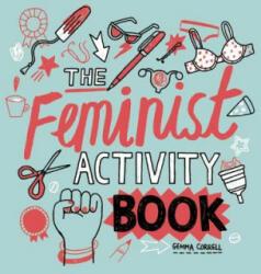 Feminist Activity Book (ISBN: 9781580056304)