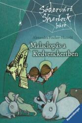 Malaclopás a Kedvenckertben (2011)