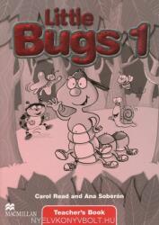 Little Bugs 1 Teacher's Book (2009)
