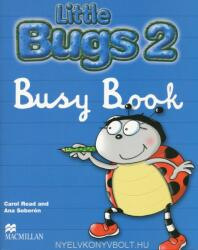 Little Bugs 2 Activity Book (2010)