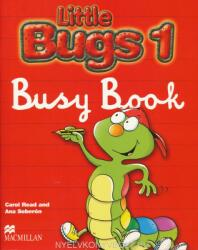 Little Bugs 1 Busy Book (2010)