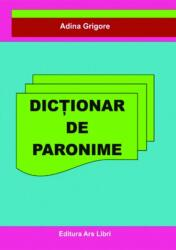 Dicționar de Paronime (2009)