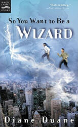 So You Want to Be a Wizard (ISBN: 9780152162504)