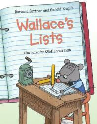 Wallace's Lists (ISBN: 9780060002244)