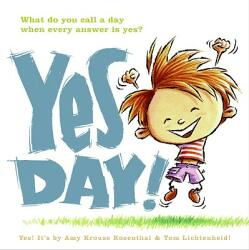 Yes Day! (ISBN: 9780061152597)
