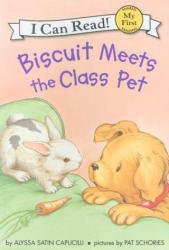 Biscuit Meets the Class Pet (ISBN: 9780061177477)