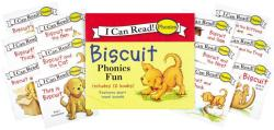 Biscuit Phonics Fun (ISBN: 9780061432040)