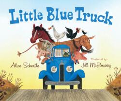 Little Blue Truck (ISBN: 9780152056612)