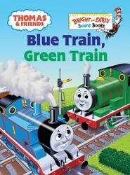 Thomas & Friends: Blue Train, Green Train (ISBN: 9780375839849)
