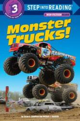 Monster Trucks! (ISBN: 9780375862083)