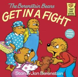 The Berenstain Bears Get in a Fight (ISBN: 9780394851327)