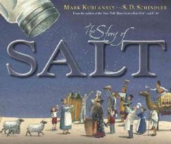 The Story of Salt (ISBN: 9780399239984)
