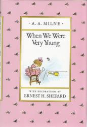 When We Were Very Young (ISBN: 9780525444459)