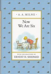 Now We Are Six (ISBN: 9780525444466)