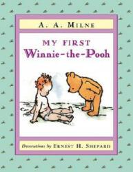 My First Winnie-The-Pooh (ISBN: 9780525468387)