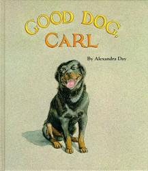 Good Dog, Carl (ISBN: 9780671752040)