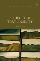 Theory of Tort Liability (ISBN: 9781509903184)