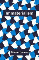 Immaterialism - G. Harman (ISBN: 9781509500970)
