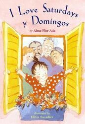 I Love Saturdays y Domingos (ISBN: 9780689318191)