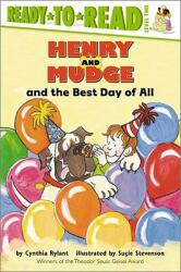 Henry and Mudge and the Best Day of All: Ready to Read Level 2 (ISBN: 9780689813856)