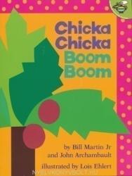 Chicka Chicka Boom Boom (ISBN: 9780689835681)