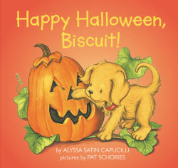 Happy Halloween, Biscuit! (ISBN: 9780694012206)